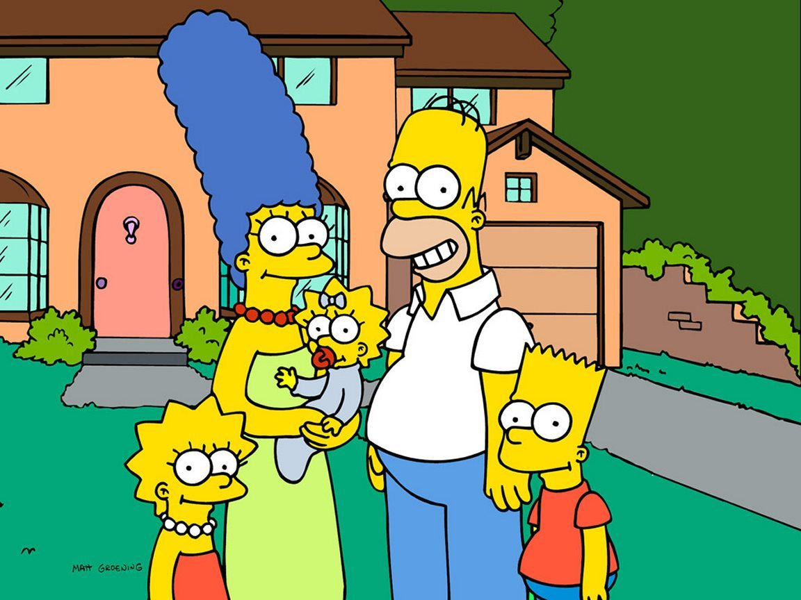 The simpson newun jeu